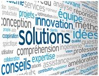 """Nuage de Tags """"SOLUTIONS"""" (idées créativité innovation équip"""