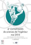 Affiche 6eme Olympiade 2015 LOGO