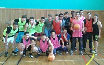 Basket Mai 2015