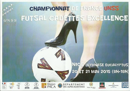 Chpt de France Futsal