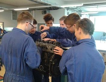 Projet Anglais Visite Atelier MVA mars 2016 C