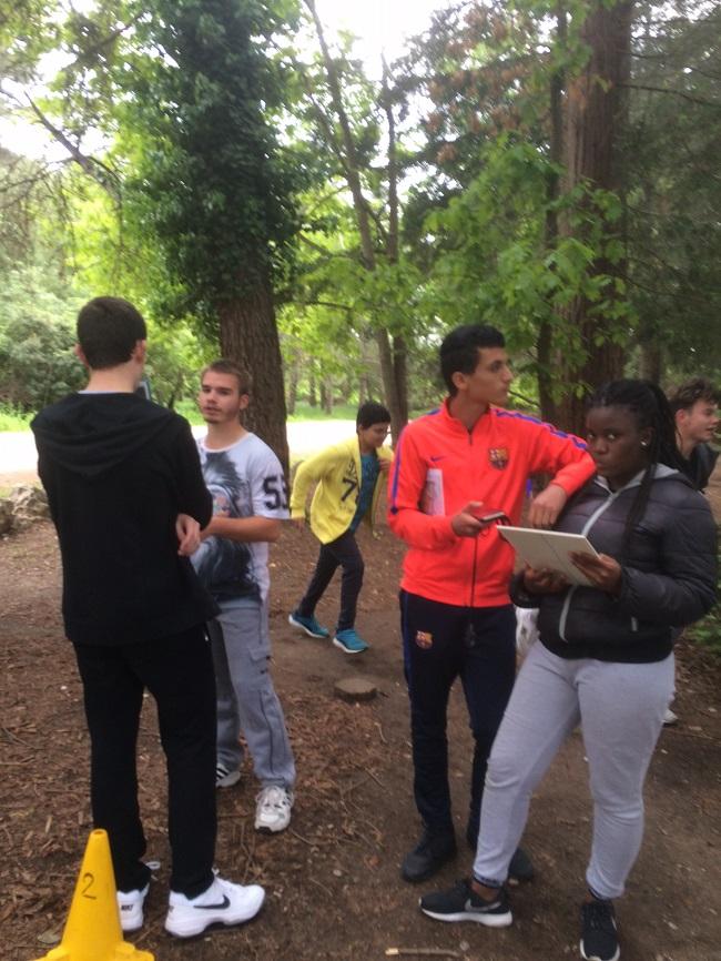 Projet Engagement Citoyen Course Oorientation Mai 2017 M