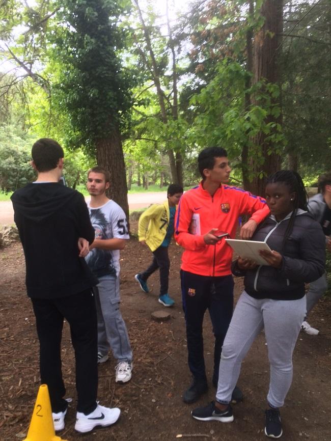 Projet Engagement Citoyen Course Oorientation Mai 2017 S