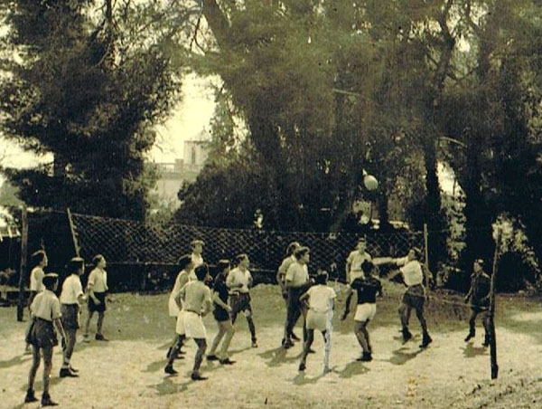 Volley Ball en 1946