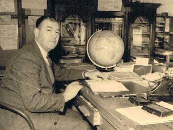 Directeur du centre Lamarque de 1946 à 1964.