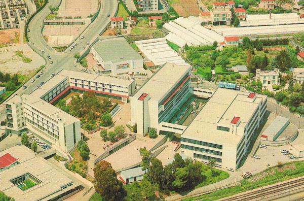 1964b1 Le Lycée des Eucalyptus